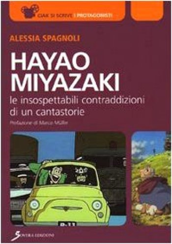10 libri su Miyazaki