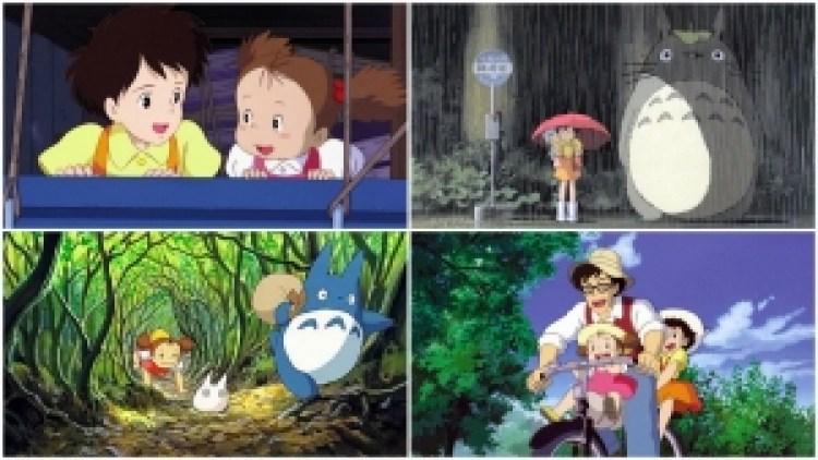 Natale con Totoro ancora al cinema
