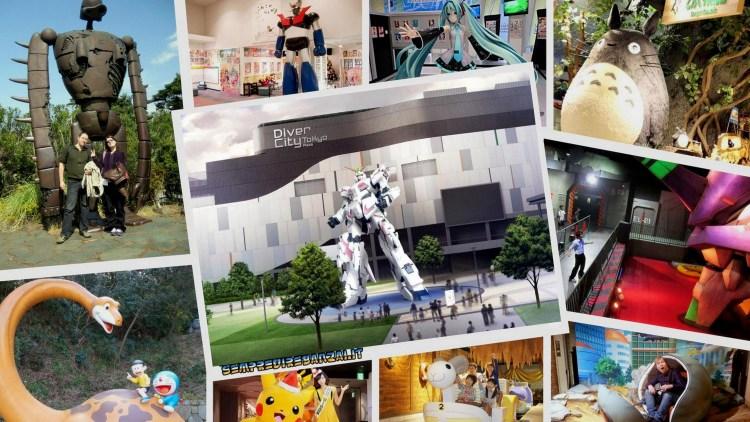 15mete imperdibili pergli anime fana Tokyo