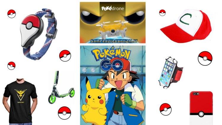 Pokémon Go: 10 gadgets per acchiapparli tutti