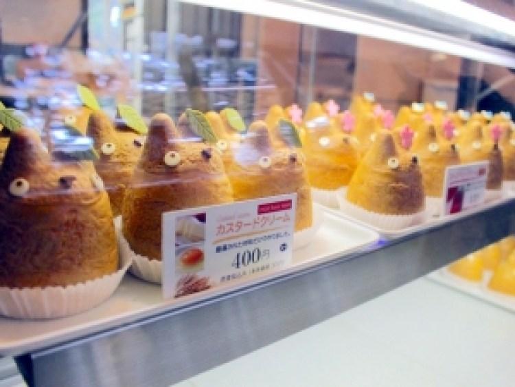 Benvenuti al Totoro Cafe Shiro-Hige di Tokyo Shimokitazawa