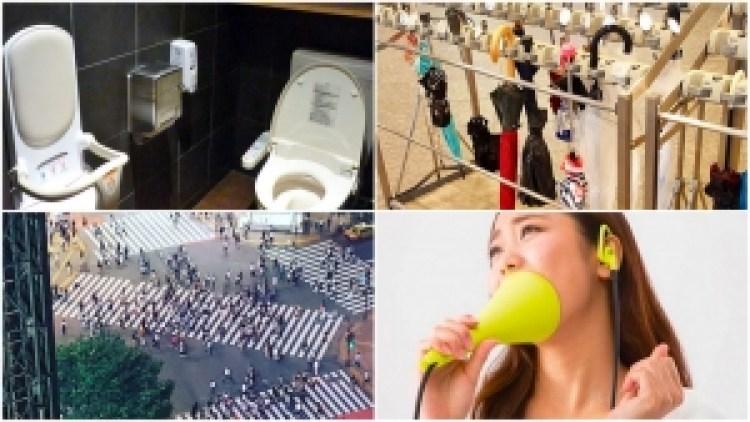 10 cose geniali che esistono solo in Giappone