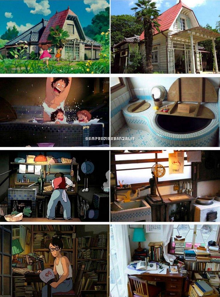 10 mete in Giappone perfette per i fan di Miyazaki