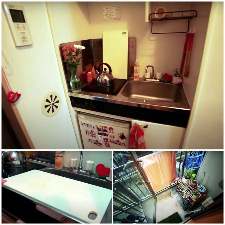 Com'è vivere in un appartamento di 8 metri quadrati a Tokyo