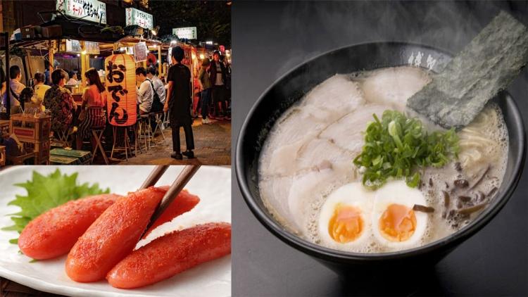 10 destinazioni da veri buongustai in Giappone