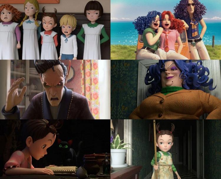 Earwig e la Strega: trailer e primi minuti del nuovo film Studio Ghibli