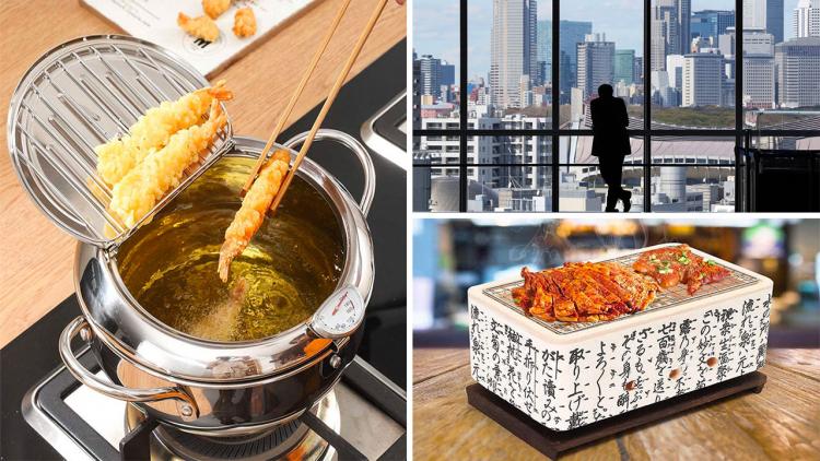 10 oggetti dal Giappone perfetti per la vita da single