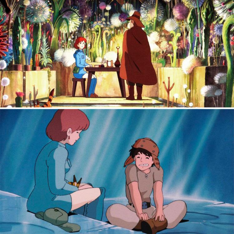 Il creatore di Evangelion Hideaki Anno vuole dirigere un live-action di Nausicaä