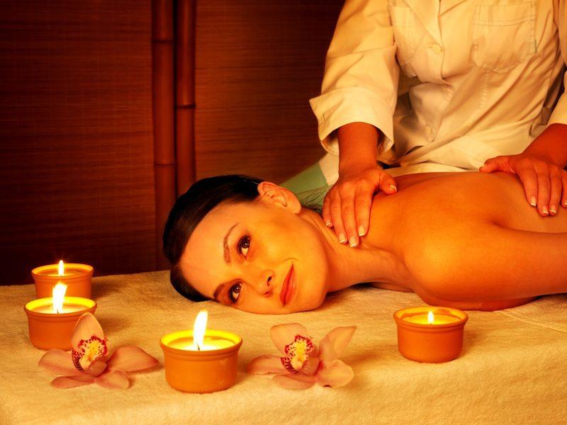 Massaggio Con Rilassamento Guidato