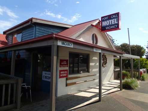 Port O'Call Motel Port Campbell