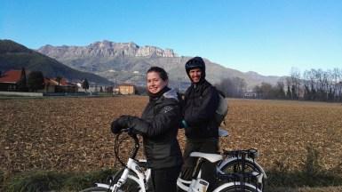 Carril Bici Olot - en Sant Esteve d'en Bas