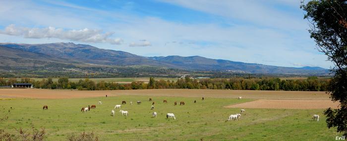 Paisaje rural de la Credanya