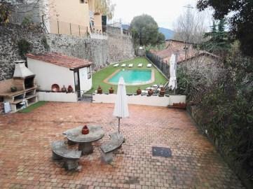 Piscina, Jardín, terrazas