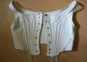 experimental corset