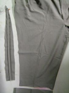 trousers, cut