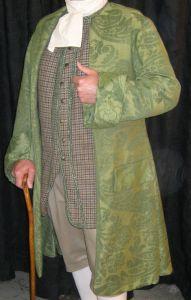 coat for Rodney