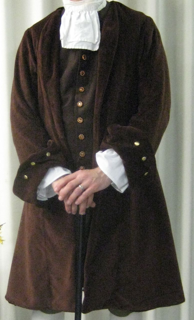coat for Adams