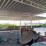 Cobertura com telha galvalume - Realengo 08