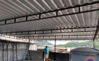 Cobertura para terraço em Inhaúma RJ