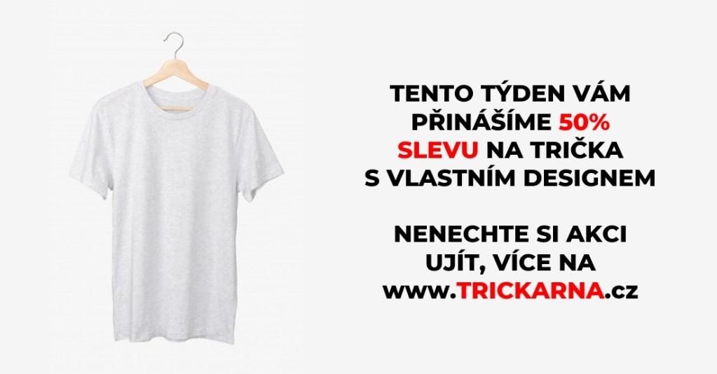 Reklama na tričko - KO
