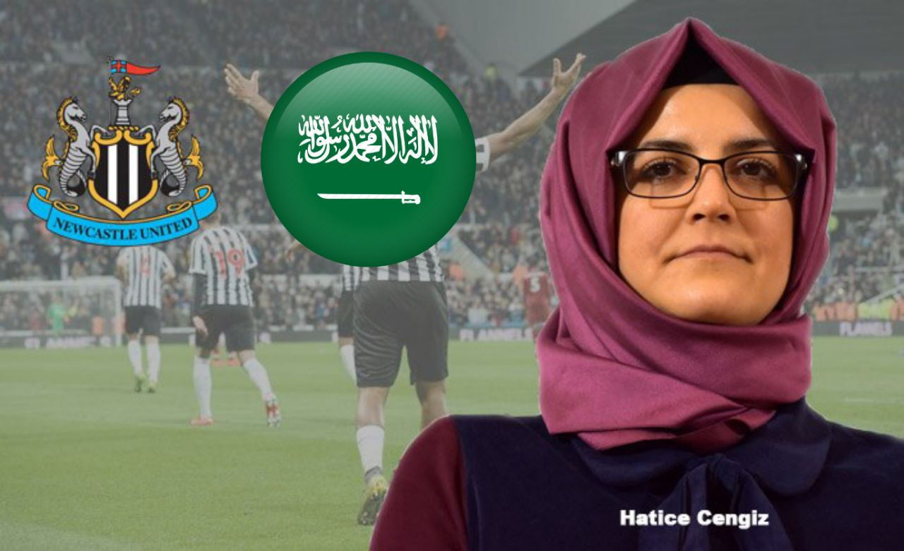 Newcastle United Hatice Cengiz
