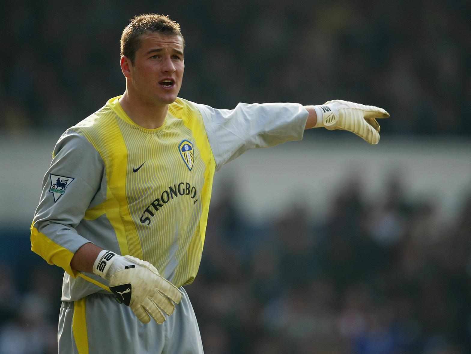 Paul Robinson Leeds United 2004