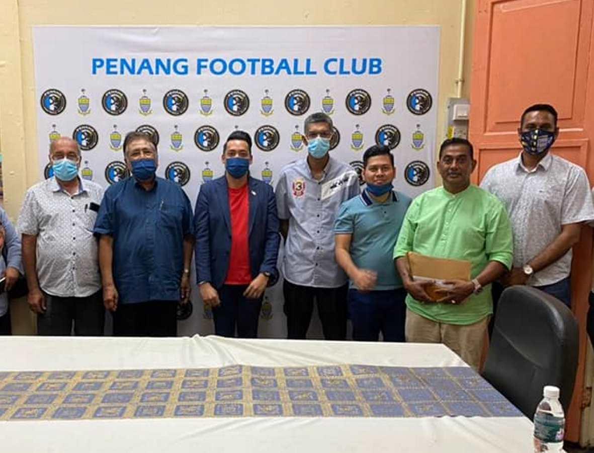 Penang FC pemilik FAP 2021