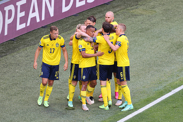 Sweden England Euro 2020
