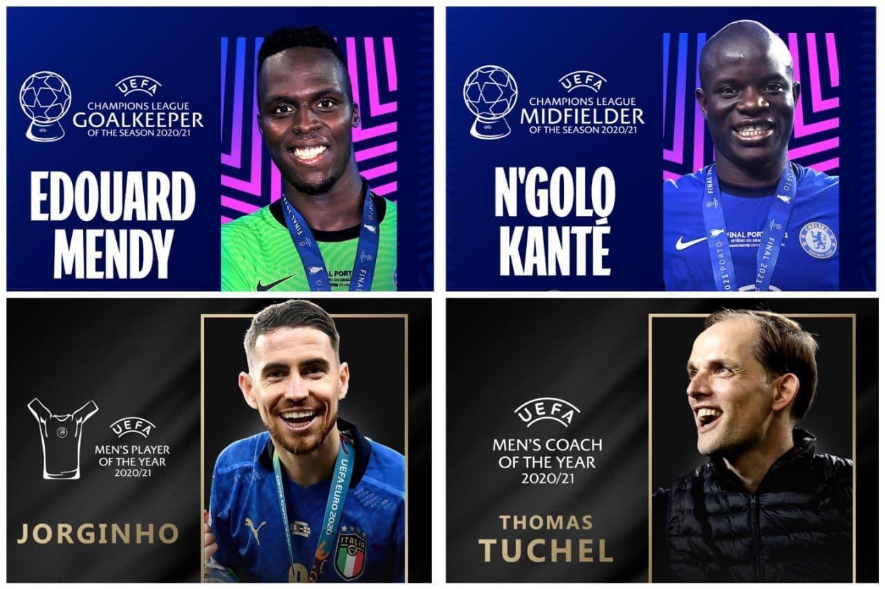 Chelsea UEFA Jorginho