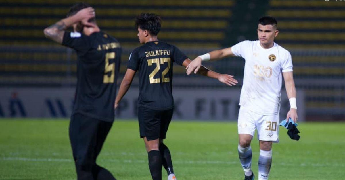 Pemain Muda Perak Kedah Liga Super 2021 Azri Ghani