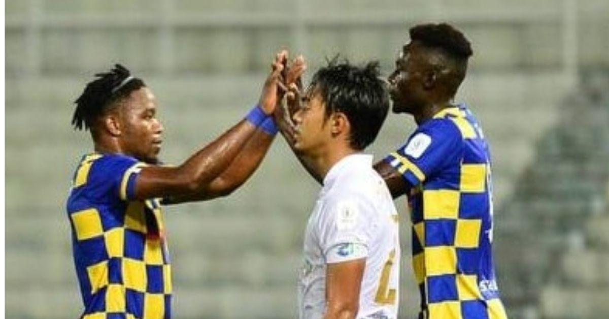 Abubakar Yakubu Kenny Athiu Sri Pahang Kedah 2021