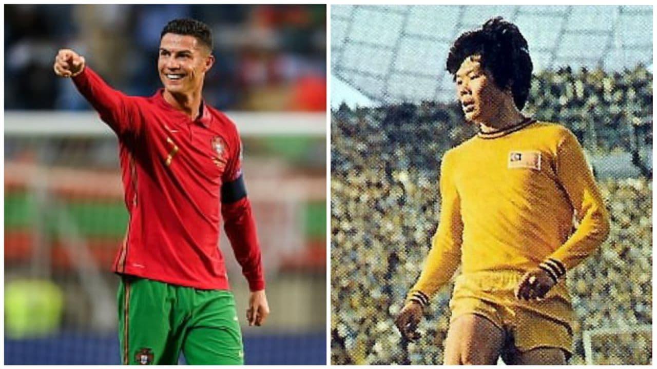Cristiano Ronaldo Soh Chin Aun