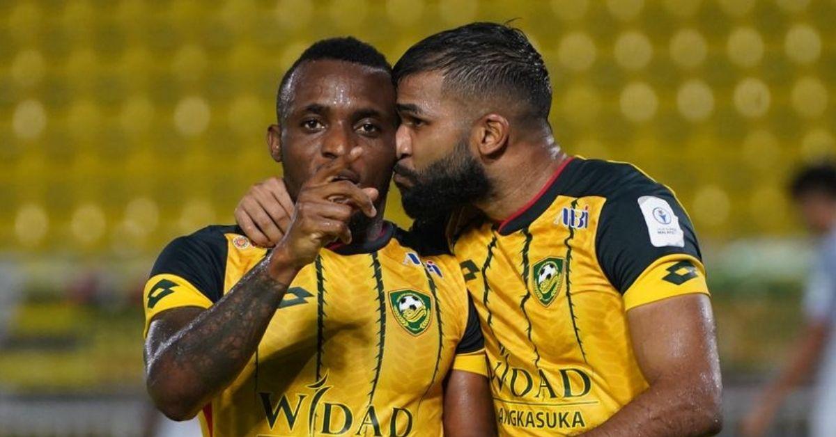 Kipre Tchetche Kedah Melaka United Liga Super 2021 tiket Asia