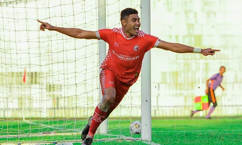 Nurshamil Kelantan FC Harimau Malaya