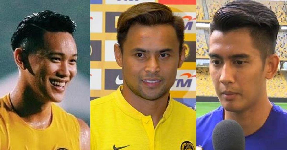Aidil Zafuan Dominic Tan Irfan Zakaria Malaysia Dion Cools Piala AFF 2020