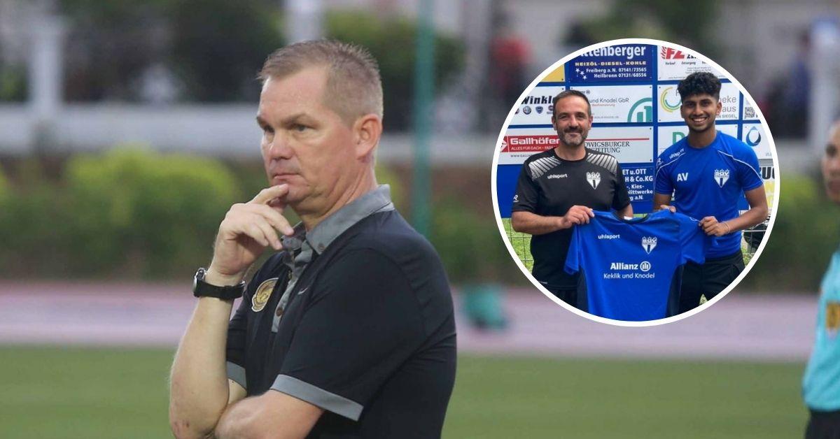 Annil Vigneswaran Brad Maloney kelayakan Piala Asia B-23
