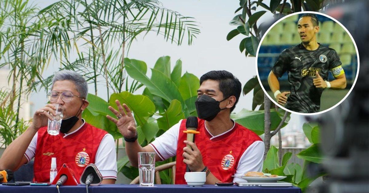 Bambang Pamungkas Persija Penang FC Ryuji Utomo