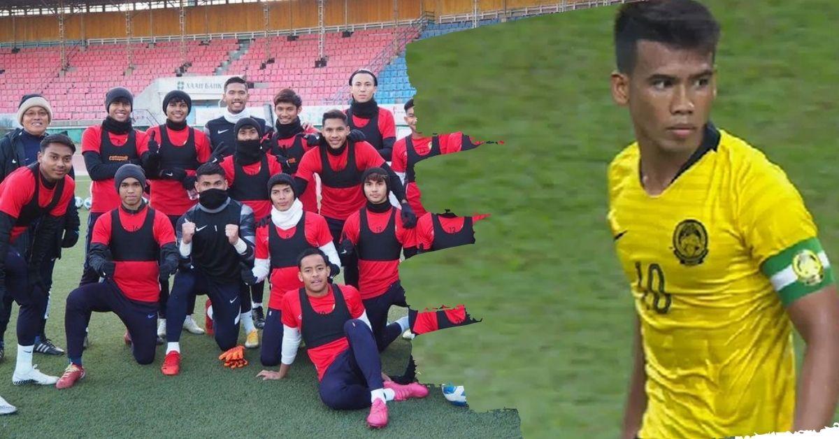 Kelayakan Piala Asia B-23 2023 safawi rasid kelayakan afc b-23 2020