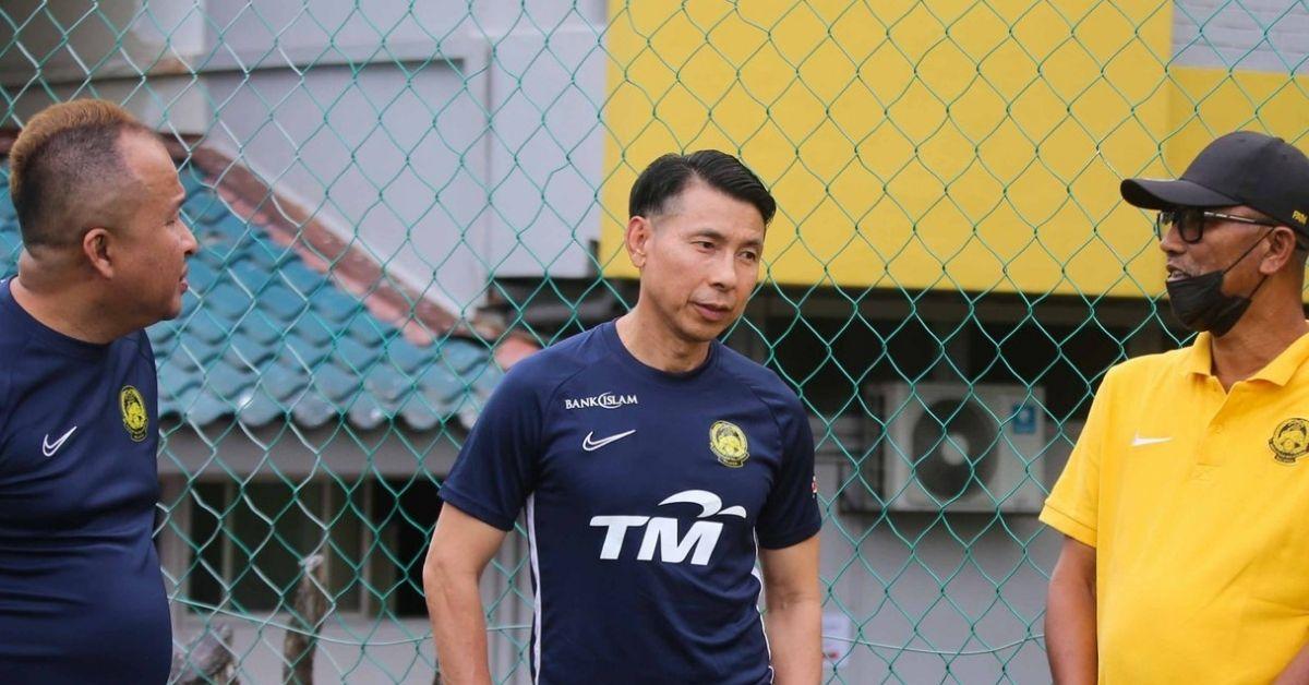 Tan Cheng Hoe Malaysia 2021 tekanan