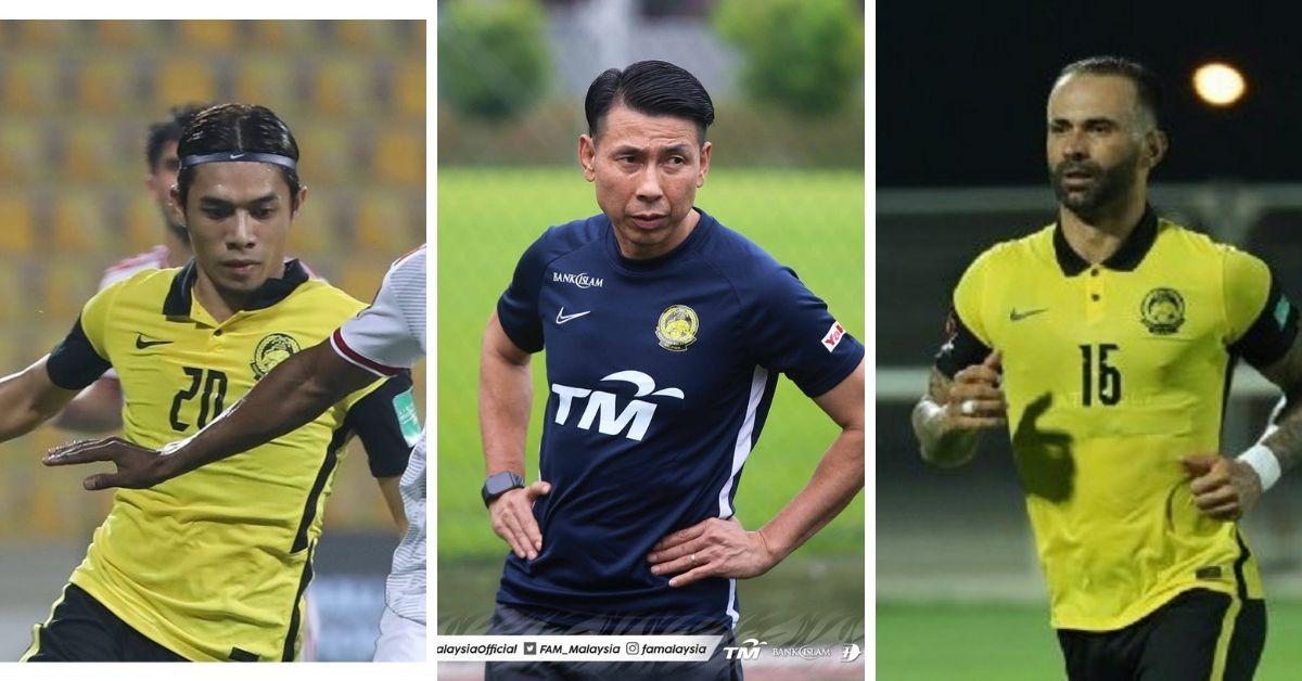 Tan Cheng Hoe Syafiq Ahmad Guilherme de Paula 2021