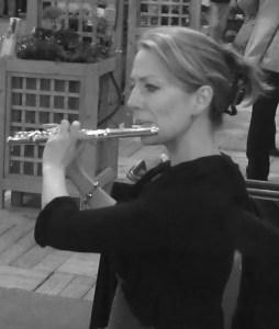 Sue flautist