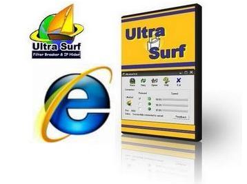 UltraSurf facebook Cách vào Facebook không bị chặn