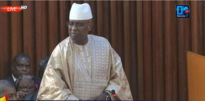 Levée d'immunité des députés Boubacar Biaye et Mamadou Sall : L'Assemblée nationale a reçu une saisine du Garde des Sceaux