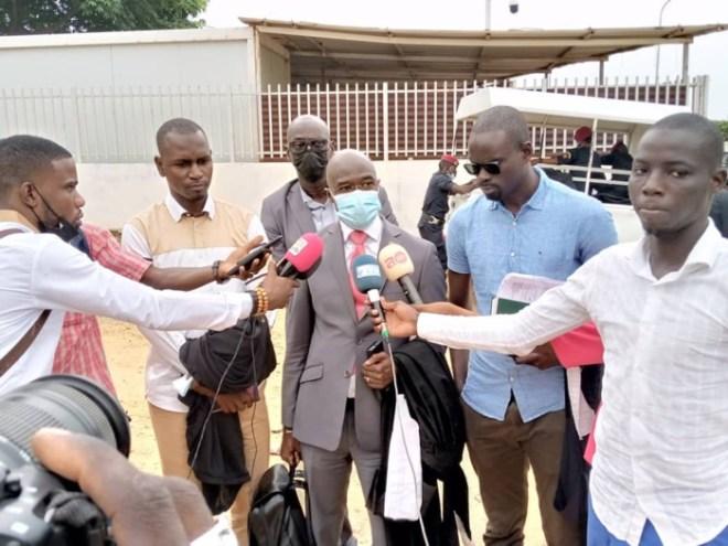Trafic de visas : «Simon et Kilifeu ont contesté les infractions qui leur sont imputées (...) au regard du dossier, les infractions retenues contre eux ne reposent sur aucun fondement juridique pertinent» (Me Moussa Sarr, avocat).