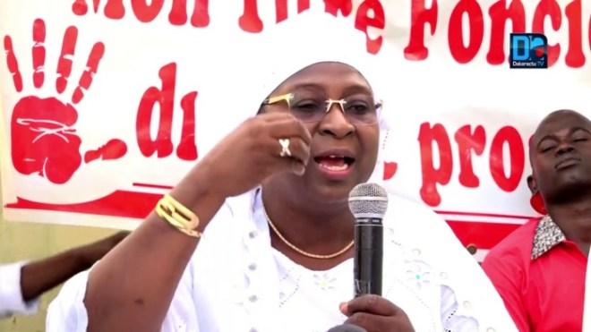 Dysfonctionnements au palais de justice : « Le plus gros scandale du Sénégal, c'est le fait de mettre des gens dans des conditions qui ne sont pas possibles et de leur demander de rendre justice » (Me Ndèye Fatou Touré, avocate).