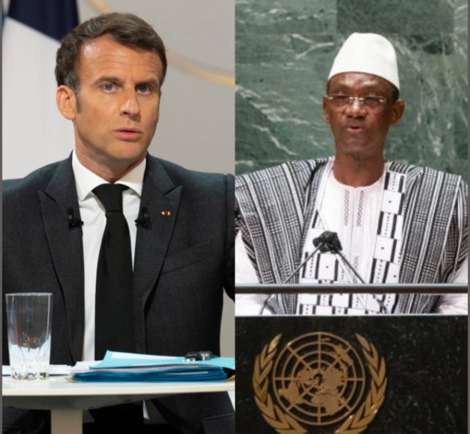 Entre échanges de propos discourtois et défiance réciproque : est-on au sommet de l'incompréhension entre Bamako et Paris ?