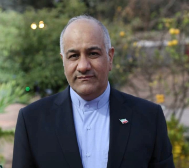 L'humanitarisme dans la poésie de Hafez Shirazi (Mohammad Reza Dehshiri, Ambassadeur d'Iran à Dakar)