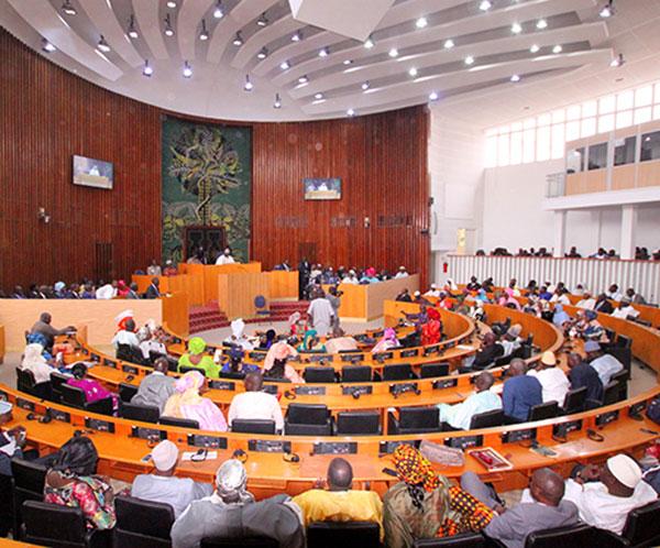 Renouvellement du bureau de l'Assemblée nationale : Pas de changement pour cette année!