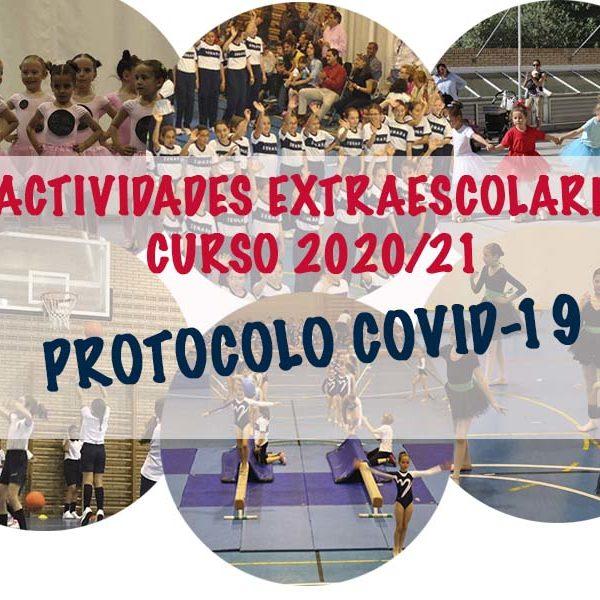EXTRAESCOLARES 2020-COVID