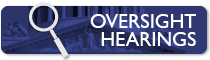 Oversight Hearings Page